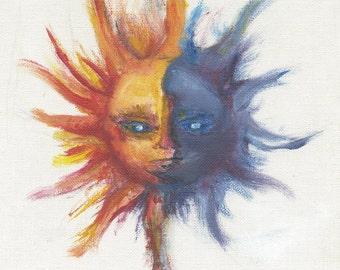Dark Sun (Print)