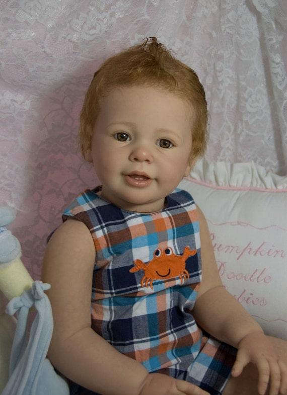 Doll Toddler Boy