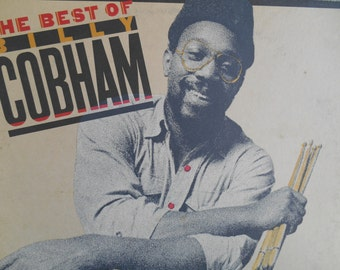 The Best Of Billy Cobham vinyl record