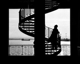 S - art photo by Stefan Kutsarov