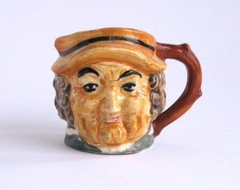Occupied Japan - Small Toby Jug