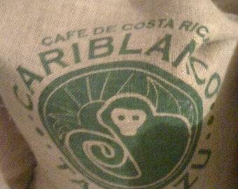 Costa Rica  (Green ) coffee beans- unroasted 10 pounds