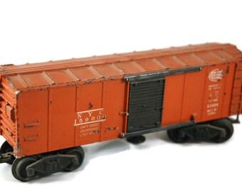 O Scale Lionel 3464 New York Central Box Car