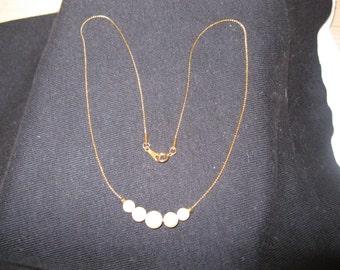 "Avon ""Opulent Glow"" Necklace"