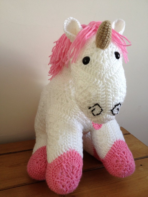 Despicable Me Inspired Unicorn - made to order