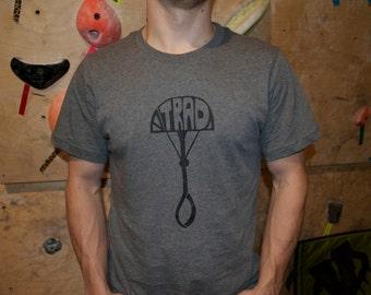 "Trad climbing ""TRAD CAM"" T-Shirt"