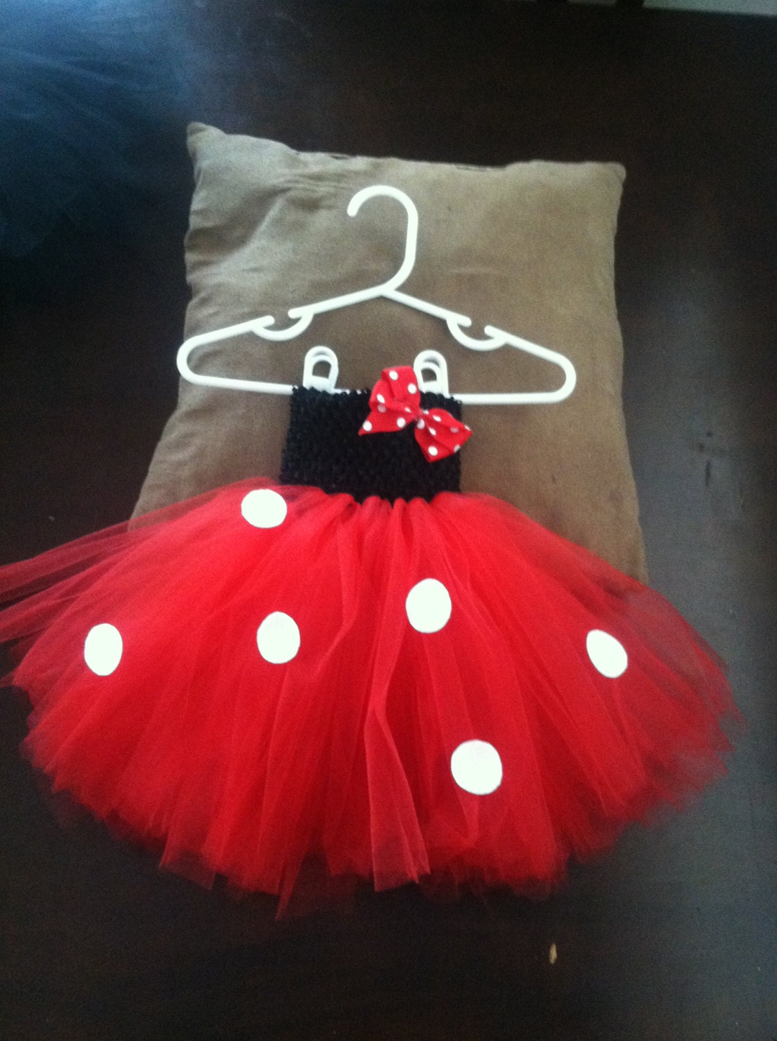 Minnie Mouse Tutu Dress