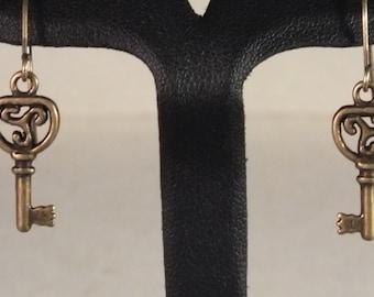 Celtic Keys Earrings