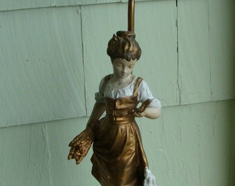 Popular Items For Spelter Figure On Etsy