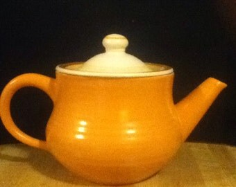 Teapot Franciscan teapot vintage