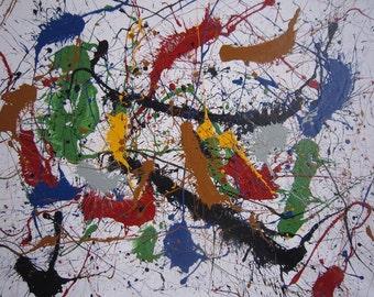 DUENDE - Abstract Modern Art