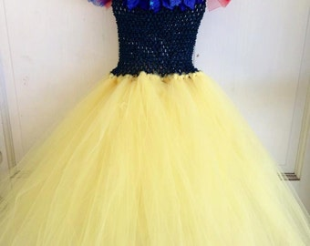 Princess White Tutu dress
