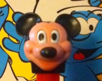 Vintage Mickey Pez Dispenser
