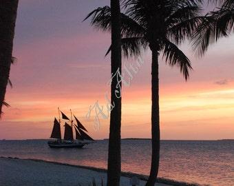 Key West Florida Sunset/Skyscape