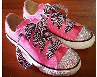 Low Top AB Bling Converse