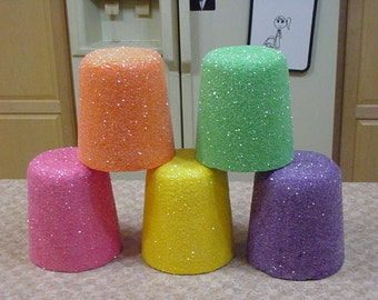 Small Gumdrop Decorations for Christmas, Birthday, or Candy Themed Parties - A Must For Candyland or Willie Wonka Parties
