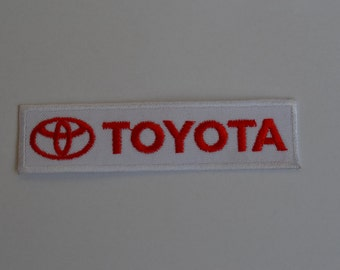 Toyota  Patches Worldwide free shipping