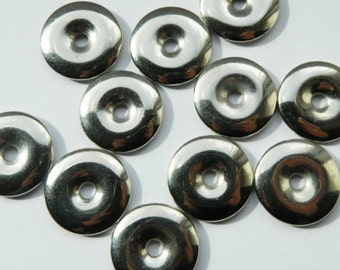 Items Similar To Jump Link Modern Ocean Multi Silver Donut