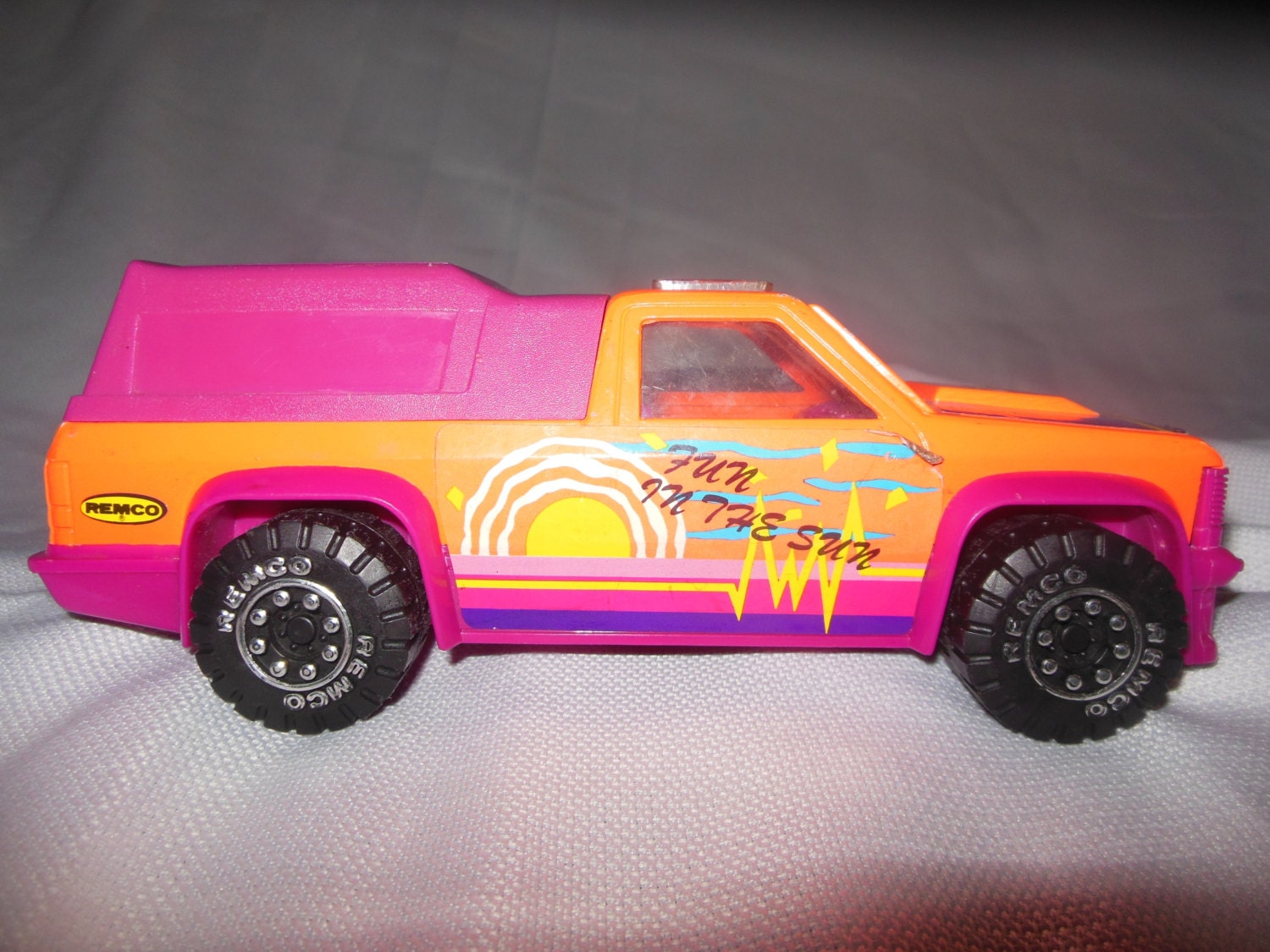 Electronic Toys 1980s 1980s Mini-truck Toy Vintage
