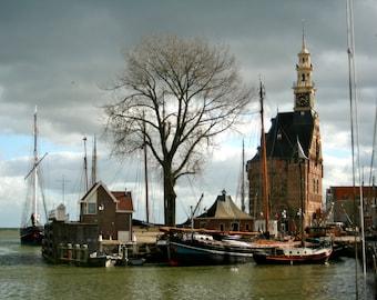 Hoorn, The Netherlands  Photograph Digital Download