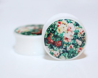 Floral Plugs