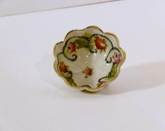 Small China Japanese Wasabi bowl