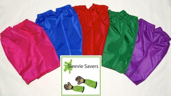 Sleevie Savers Sleeve Covers Protectors Bibs for Baby Toddler Kid Children