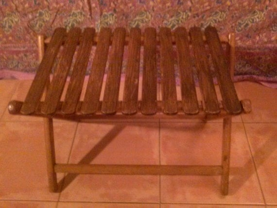take along travel chair company thomasville georgia. items similar to take along travel chair co of thomasville, georgia: slatted wood portable folding table or luggage rack on etsy company thomasville georgia