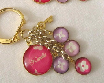 Gift for MOTHER'S DAY - Luxury Inspired Bag/Key Charm to be customised