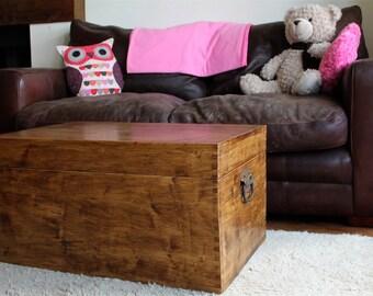 Blanket Box Toy Box Chest Coffer Trunk