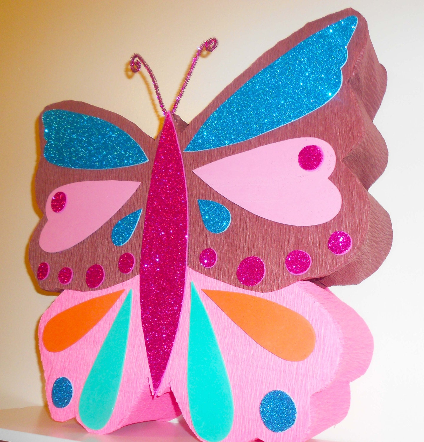 how to make a pinata in one day