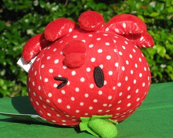 Takoberry Strawberry Octopus