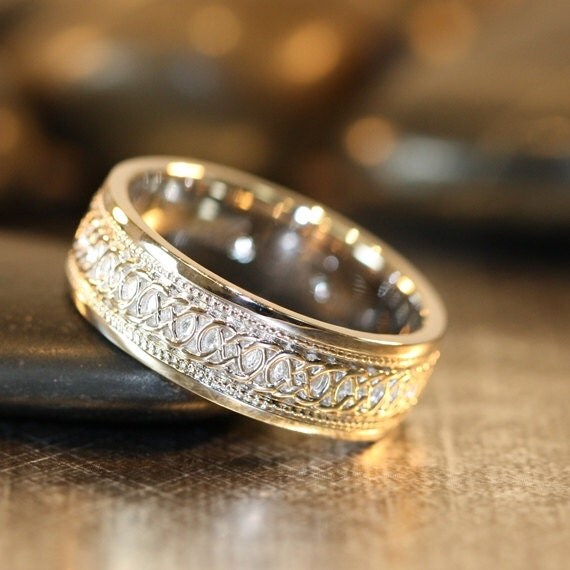 like this item - Mens Unique Wedding Ring