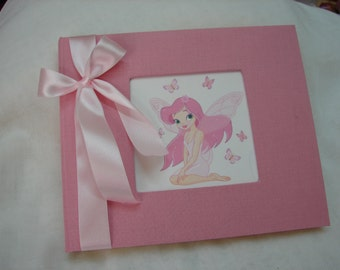Baby photo album, baby shower or birthday gift
