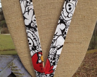 SALE!!! Feathered Friend Angry Birds Lanyard