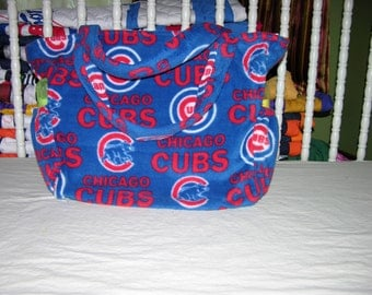 "Shop ""chicago cubs fabric"" in Bags & Purses"
