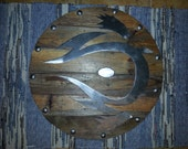 Horde shield from world of warcraft