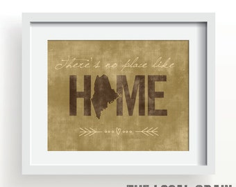 MAINE - There's No Place Like Home