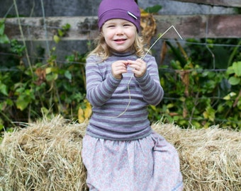CoochyCoo snuggly warm merino skivvy, sizes 6 months to 6 years with free NZ shipping!