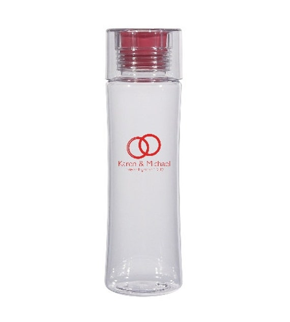 48 personalized plastic water bottles for by ineedpromotionals for Unique plastic bottles