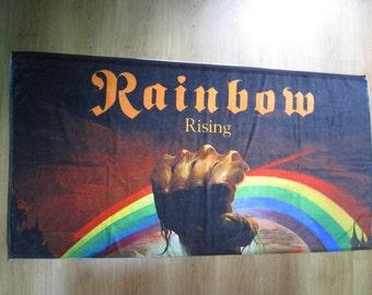 RAINBOW  - jumbo beach towel 140 /70 cm