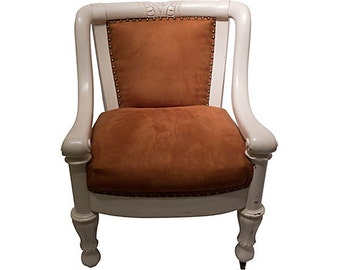 SALE Org 895.00 Antique Edwardian-style Chair