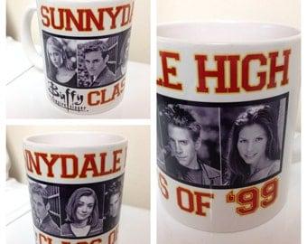 Buffy Inspired Sunnydale High Mug