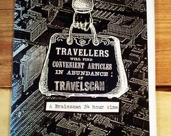 TRAVELSCAN - a Brainscan 24 hour zine