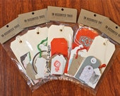 10 Assorted Gift Tags