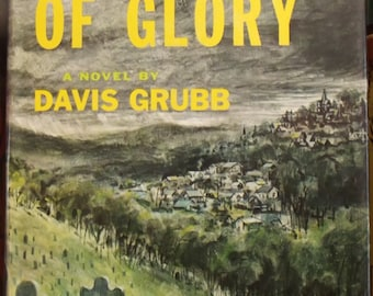 The Voices of Glory by Davis Grubb
