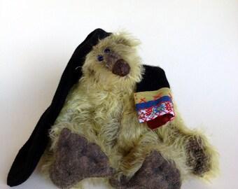 Instant Download PDF Pattern-Sardinian Teddy bear-Digital Download Artist Teddy Bears-No instructions