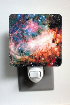 Space Night Light Omega Nebula Unique Housewarming
