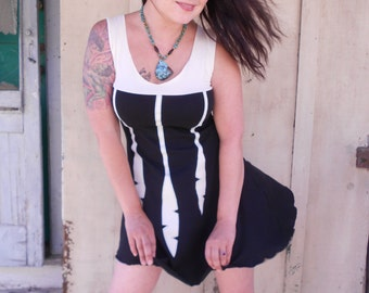 Plumage Dress