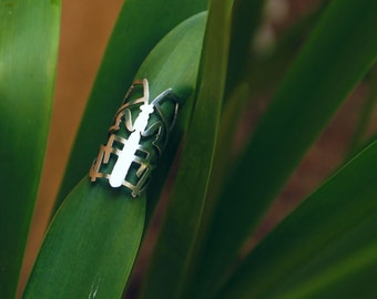 MANTIS ring (free shipping)